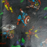 Beeswax Cotton Food Wrap - Sandwich Pack - Marvel Hero