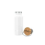 MontiiCo Handbag Hero Drink Bottle - White