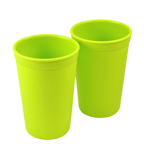 Re-Play Tumbler - Light Green