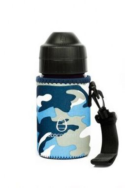 Ecococoon Small Bottle Cuddler - Camo