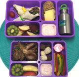 Go Green Small Snack Box - Green