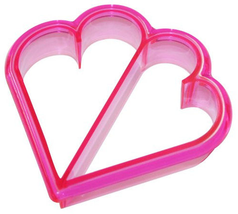 Sandwich Cutter - Love Heart - BabyBento
