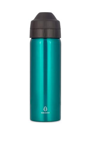 Ecococoon Drink Bottle 600ml - Emerald - BabyBento
