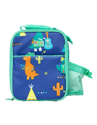 Penny Scallan Insulated Lunch Bag - Dino Rock