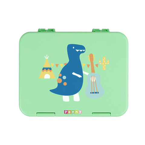Penny Scallan Bento Box - Dino Rock