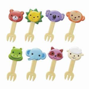 Animal Friends Fork Picks