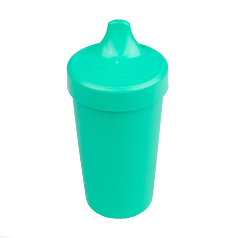 Re-Play Non-Spill Sippy Cup - Aqua - BabyBento