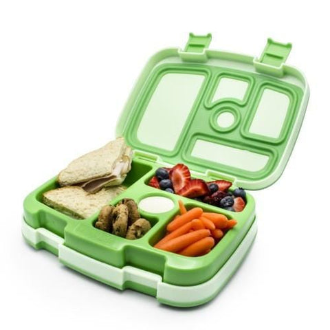 Bentgo Kids Lunch Box - Green - BabyBento