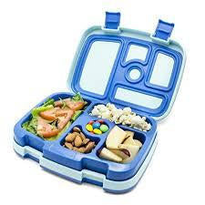 Bentgo Kids Lunch Box - Blue - BabyBento