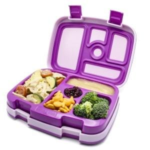 Bentgo Kids Lunch Box - Purple - BabyBento