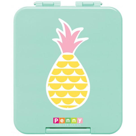 Bento Box Mini - Pineapple Bunting - Baby Bento