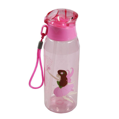 Bobbleart Drink Bottle with Straw - Fairy - BabyBento