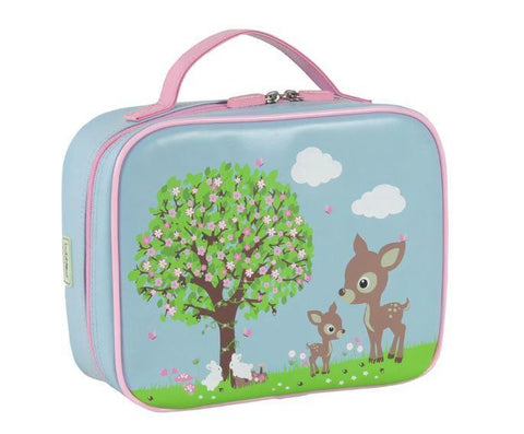 Bobbleart Insulated Lunch Bag - Woodland