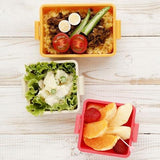 Freezable Lid Container Snackbox