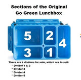 Go Green Divider - Section 1 & 2