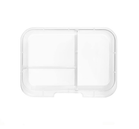 Munchbox - Mega 3 tray - Clear