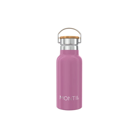 MontiiCo Handbag Hero Drink Bottle - Rose