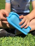 Wrap'd - Silicone Wrap Holder - Aqua