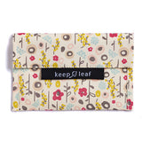 Keep Leaf Reusable Snack Bag - Bloom