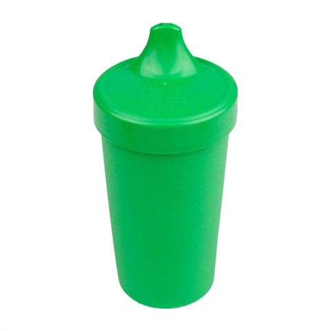 Re-Play Non-Spill Sippy Cup - Kelly Green - BabyBento