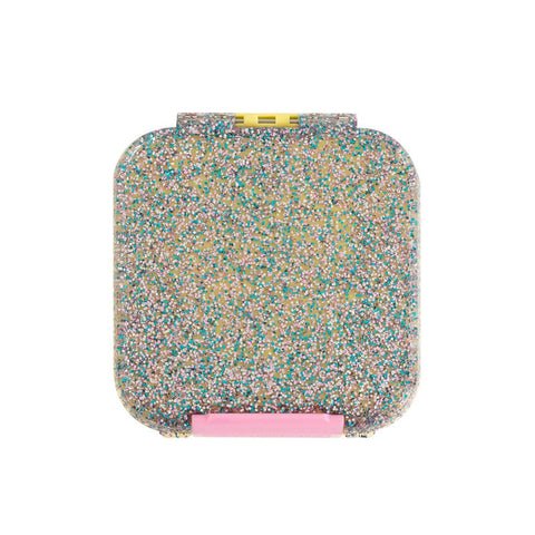Little Lunch Box Co. Bento 2 - LIMITED EDITION Yellow Glitter