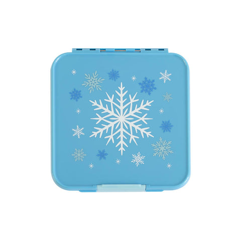 Little Lunch Box Co. Bento 3 - Snowflakes