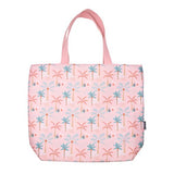 MontiiCo Insulated Tote Bag - Boho Palms - Baby Bento