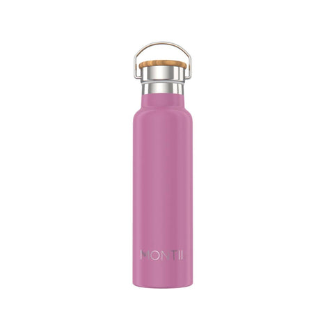 MontiiCo Insulated Drink Bottle - Rose