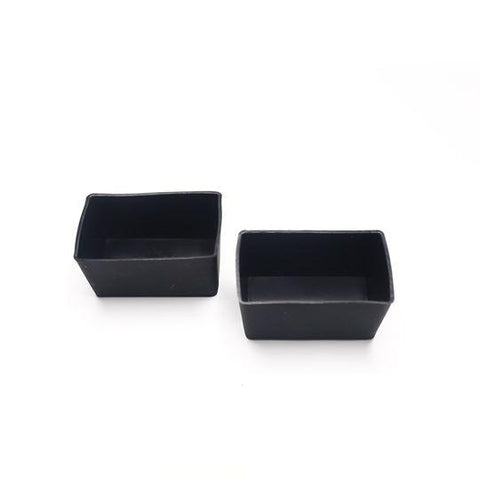 Munch Cups Rectangle - Black