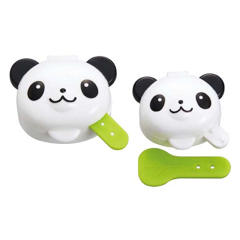 Condiment and Dip Container 2 Pack - Panda - BabyBento