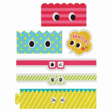 Lunch Box Dividers / Decorations - Eyes - BabyBento