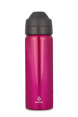 Ecococoon Drink Bottle 600ml - Pink Tourmaline - BabyBento