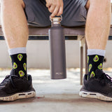 MontiiCo Mega Drink Bottle - Grey