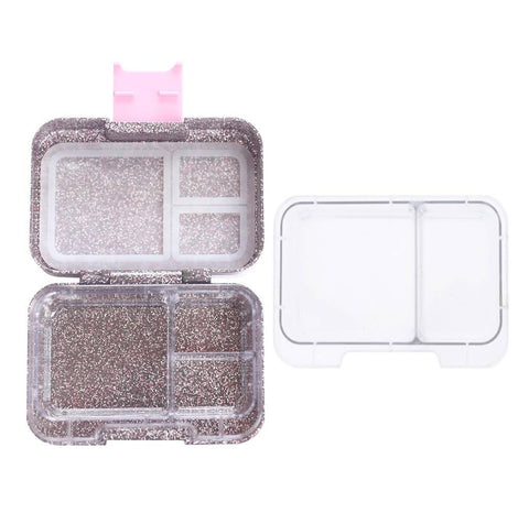 Munchbox Munchi - Snack Size - Sparkle Pink Lustre