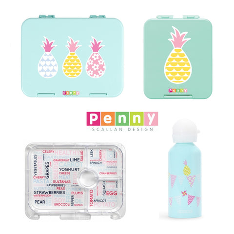 Penny Scallan Bento Package - Pineapple Bunting