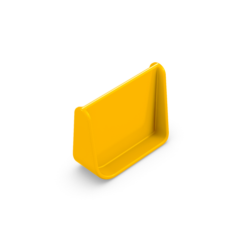 OmieBox Divider - Yellow Sunshine