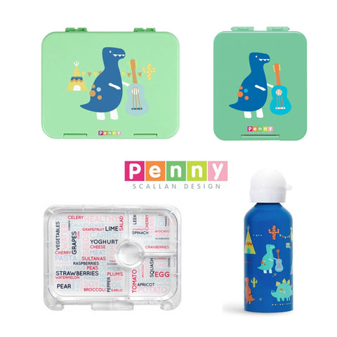 Penny Scallan Bento Package - Dino Rock