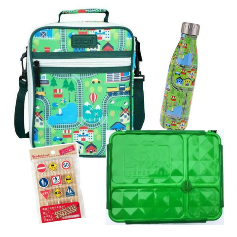 Medium Go Green Package - City