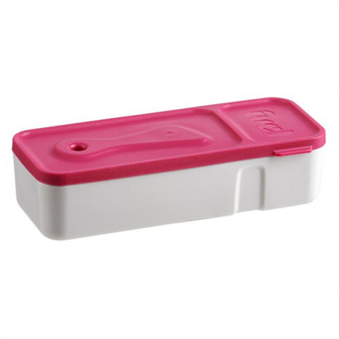Snack n Dip Container - Strawberry