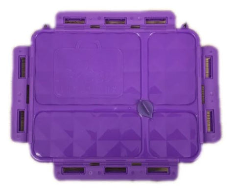 Go Green Medium Replacement Lid - Purple