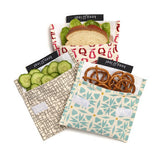 Keep Leaf Reusable Sandwich  Bag - Bloom