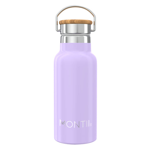 MontiiCo Handbag Hero Drink Bottle - Lavender