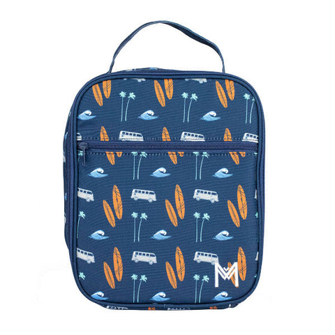 MontiiCo Insulated Lunch Bag - Surfs Up  Baby Bento