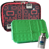Go Green Pacman Lunch Box - Baby Bento