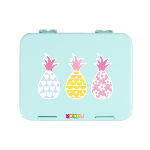 Penny Scallan Bento Box - Pineapple Bunting