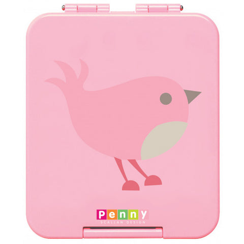 Mini  Bento Box - Chirpy Bird - Baby Bento