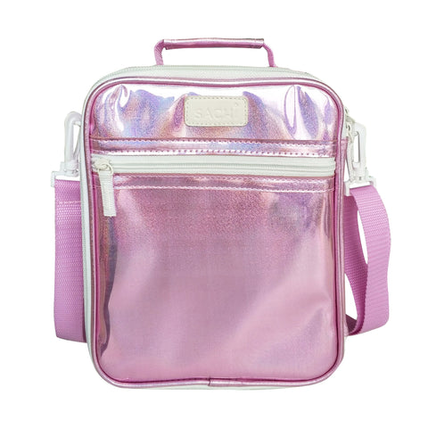 Sachi Insulated Lunch Bag - Pink Lustre