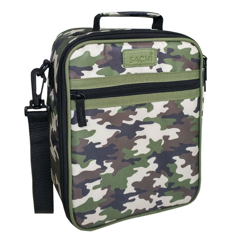 Sachi Insulated Lunch Bag - Camo