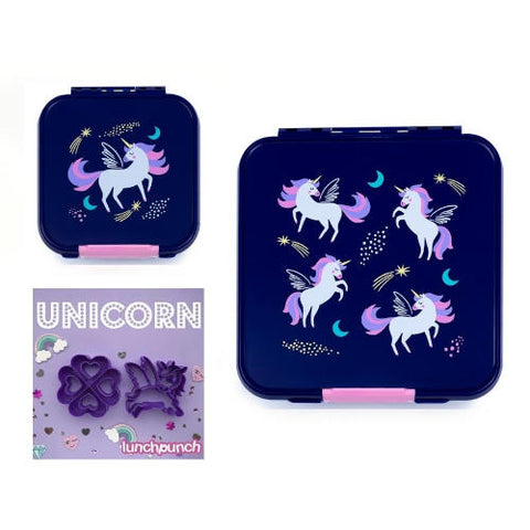 unicorn lunch box package