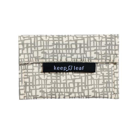 Keep Leaf Reusable Snack Bag - Mesh
